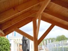 Beqwaam cursus meubelmaken bovenfrees houtverbinden freestafel - Veranda met stenen muur ...