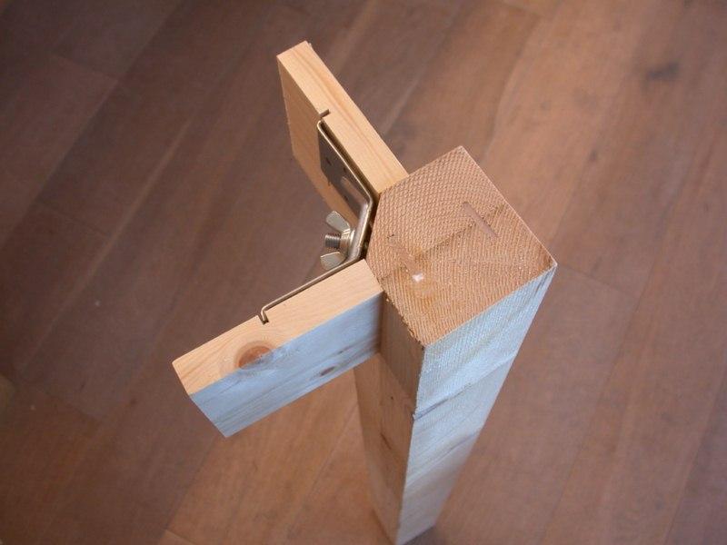 Beqwaam cursus meubelmaken bovenfrees houtverbinden for Zelf tafel maken