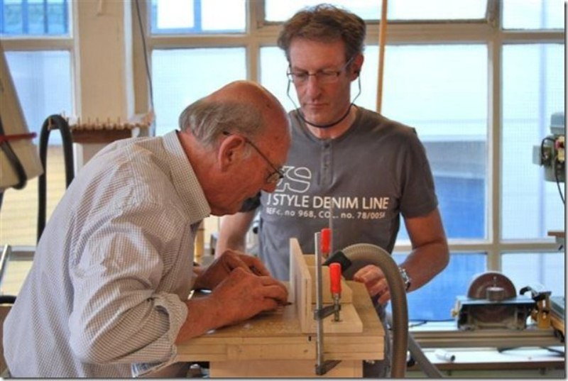 Workshop bovenfrees BeQwaam Baarn - Leer werken met de freestafel