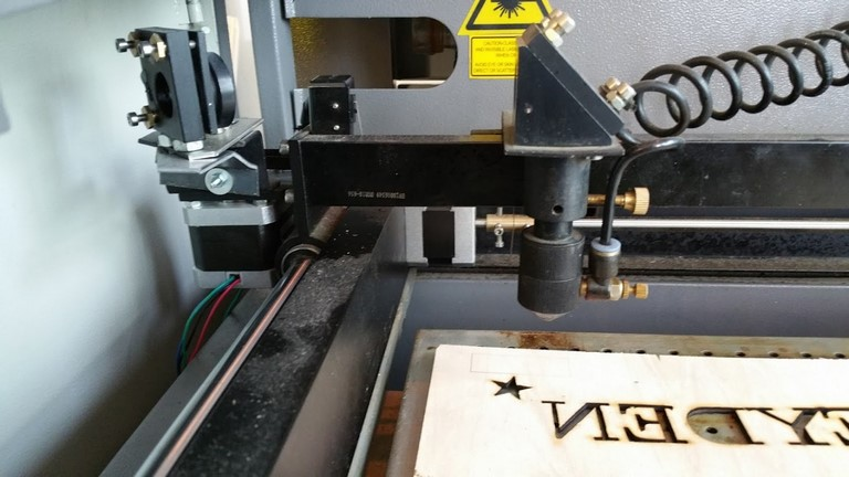 Leer werken met de lasercutter - een cursus voor creatieven en makers.