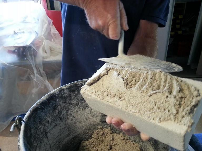 Cursus metselen - leer de samenstelling van het cement exact juist te maken