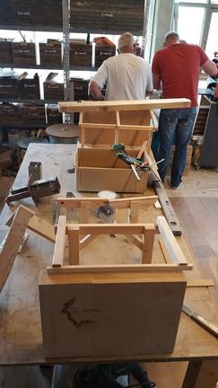 Workshop veranda bouwen