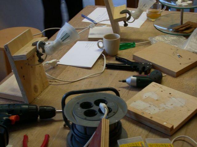 Workshop klussen voor beginners vervolg